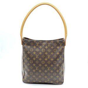 Louis Vuitton Looping GM Monogram Hand Bag